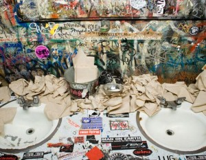 CBGB: Decades of Graffiti #6